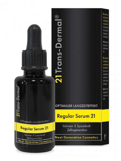 Сыворотка ежедневная для лица - Skin Care, 30ml 21 Trans-Dermal® - Обтравка1
