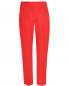Укороченные брюки с боковыми карманами из льна Ermanno Scervino  –  Общий вид