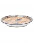 Блюдце кофейное из фарфора с узором Richard Ginori 1735  –  Обтравка1