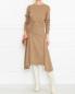 Трикотажное платье миди J.W. Anderson  –  МодельОбщийВид
