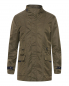 Куртка с капюшоном Ermanno Scervino  –  Общий вид