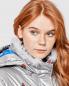 Удлиненное пуховое пальто с капюшоном Bosco Sport  –  Деталь