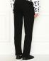 Трикотажные брюки на резинке Moncler  –  МодельВерхНиз1