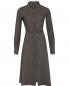 Платье из вискозы с узором Weekend Max Mara  –  Общий вид