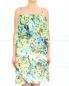 Платье из шелка на брительках Max&Co  –  Модель Верх-Низ