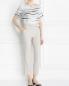 Укороченные брюки с поясом Max&Co  –  Модель Общий вид