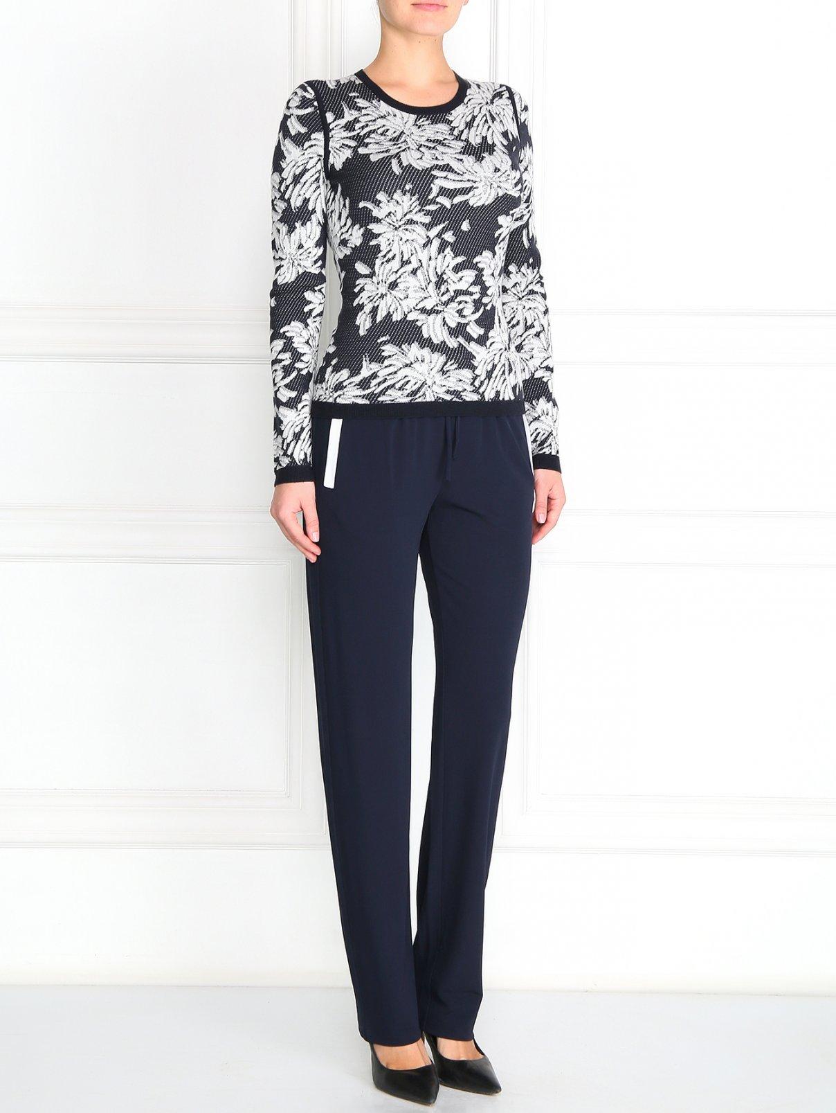 Прямые брюки Armani Collezioni  –  Модель Общий вид