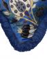 Подушка из хлопка с цветочным принтом и бахромой 40 x 40 Etro  –  Деталь